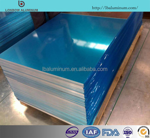 2mm 3mm 4mm Corrugated Aluminum Sheet For Truck