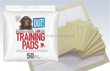 Dry Floor Protection and Training Pads for Puppies and Dogs