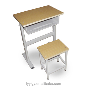 China Student desk chair for school factory direct sale cheap school desk