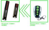 sommer remote ,sommer transmitter ,sommer radio contrl 868.8Mhz SOMMER remote control for garage door