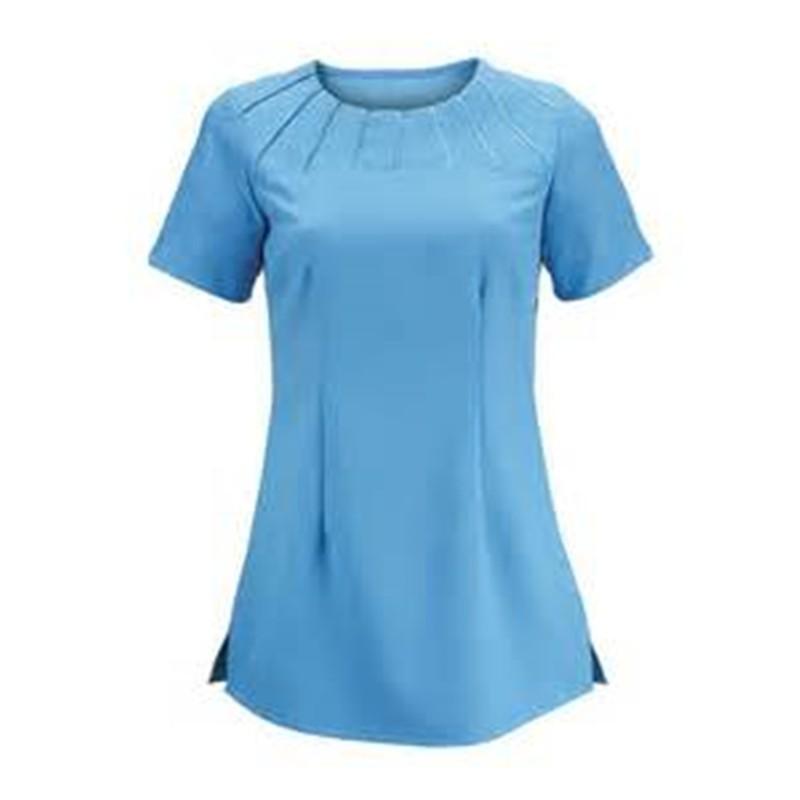 Custom thai elegant spa uniform tops buy spa uniform for Spa uniform alibaba