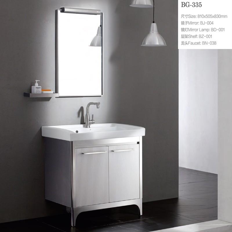 Stainless Steel Bathroom Cabinets Vanities