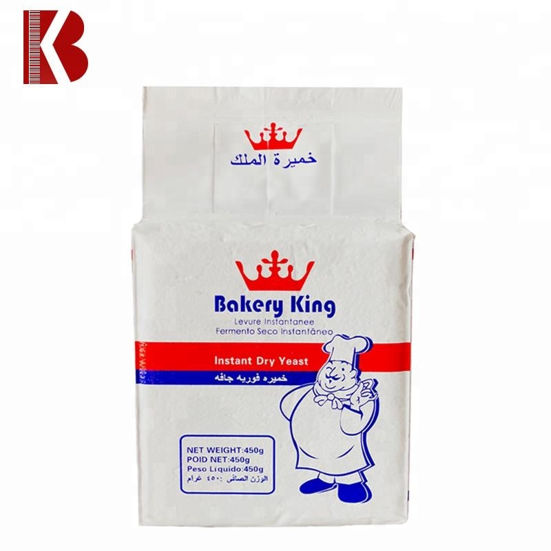 hot sale excellent quality bakery king instant dry yeast manufacturer