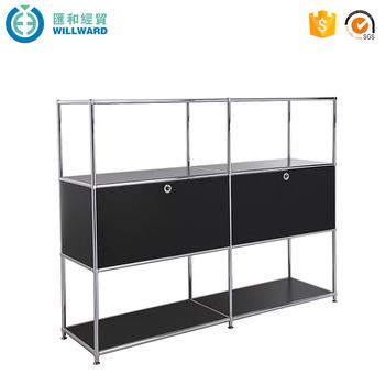 modular cabinet furniture. Modern Modular Furniture Steel Office Storage White Lateral TRANSCUBE Filing Cabinet