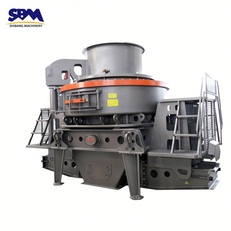 SBM chinese supplier equipment used sand making machine for sale manufacturer