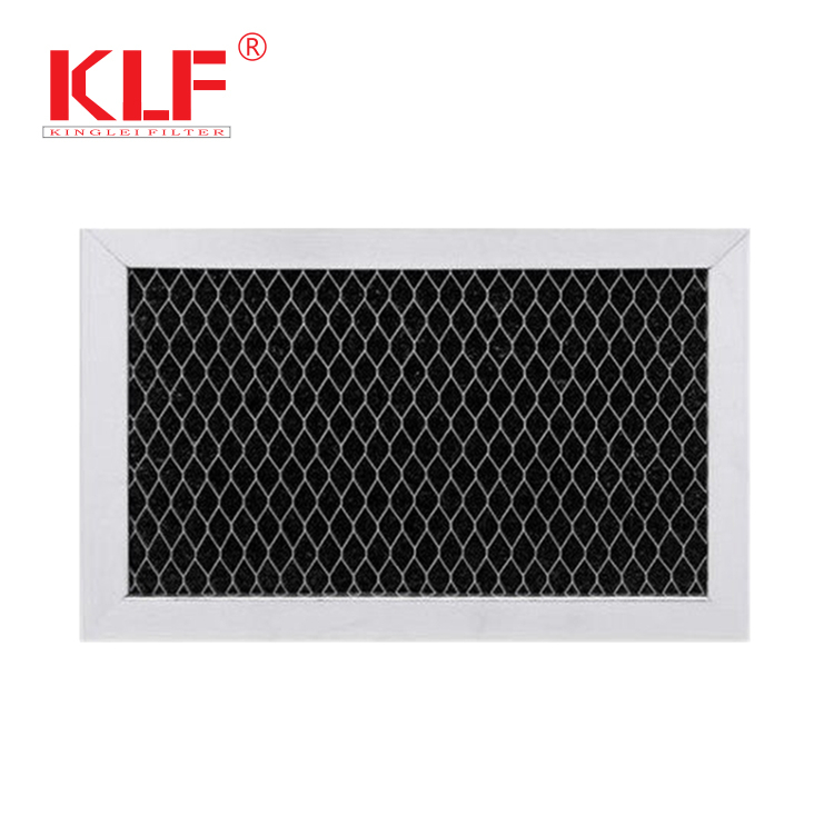 grease filter for microwave oven