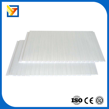 Tongue And Groove Ceiling Cladding Hollow Pvc Panel