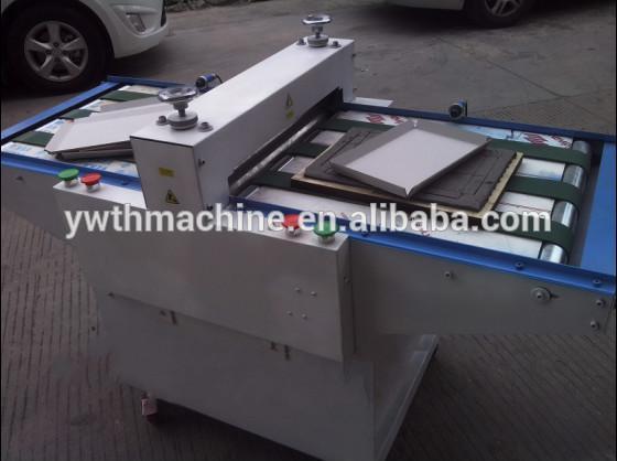 Desktop Cylinder Die Cutting Press Machine Name Card Die