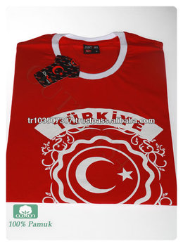 Turkey t shirts turkiye made in turkey buy red t shirt for Shirts made in turkey