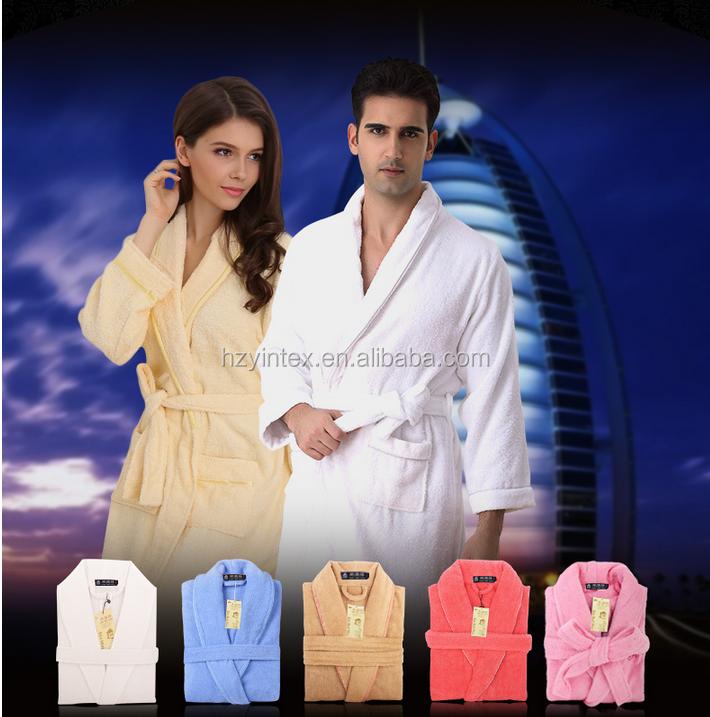 On Sale Lovers Luxury Warm Long Kimono Bath Robe for Women Men Silk Flannel  Night Winter 8c7252406