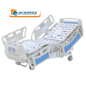 5 Function ICU Electric sick bed patient bed hospital beds