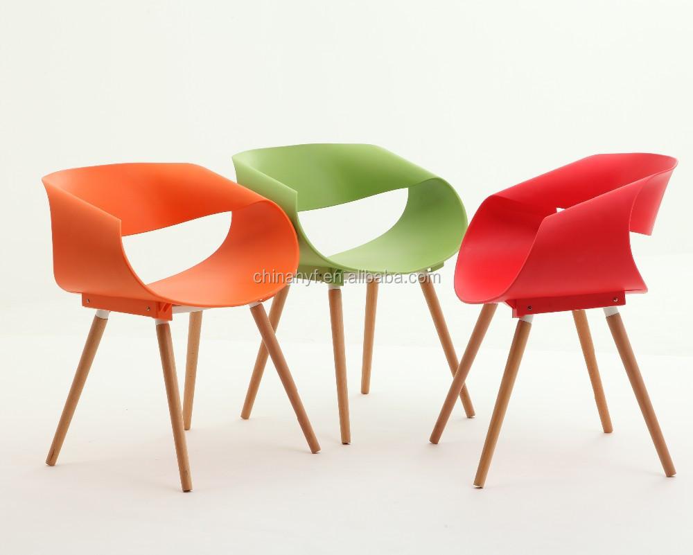 nouveau design en plastique manger chaise chaise d 39 ordinateur chaise de bureau pp 158b. Black Bedroom Furniture Sets. Home Design Ideas