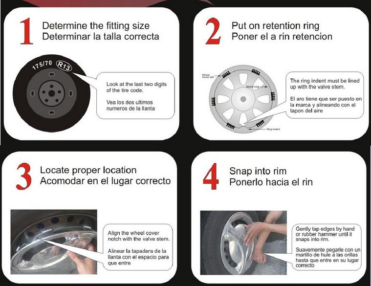 Cargem Heavy Duty Wheel Cover 14 15 Inch - Buy Wheel Cover 14 15 Inch,Heavy  Duty Wheel Cover,Wheel Cover For Skoda Product on Alibaba com