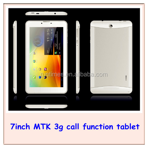 2g 7 inch low price tablet pc dual sim card