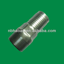 galvanized steel kc nipple hose connect quick coupling