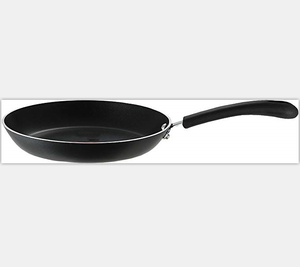 High Quality Tefal non stick frypan aluminum frying pan with silicon Handle press fry pan cookware BSCI