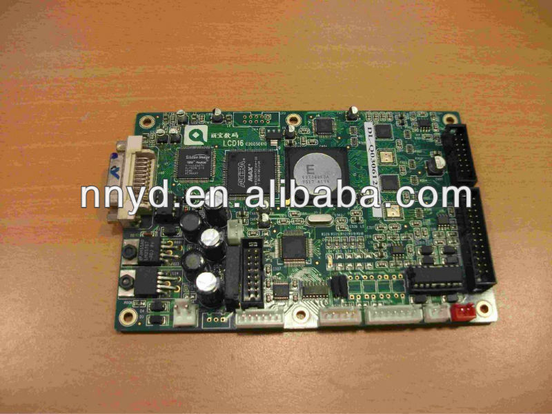 EXPOSURE CONTROL BOARD EFILM digital carrier