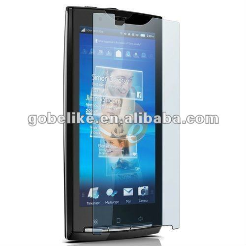 High Definition Clear Screen Protector For Sony Ericsson X10