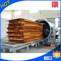 2016 vacuum timber drying machine/olive firewood dryer kiln/wood vacuum dryer price