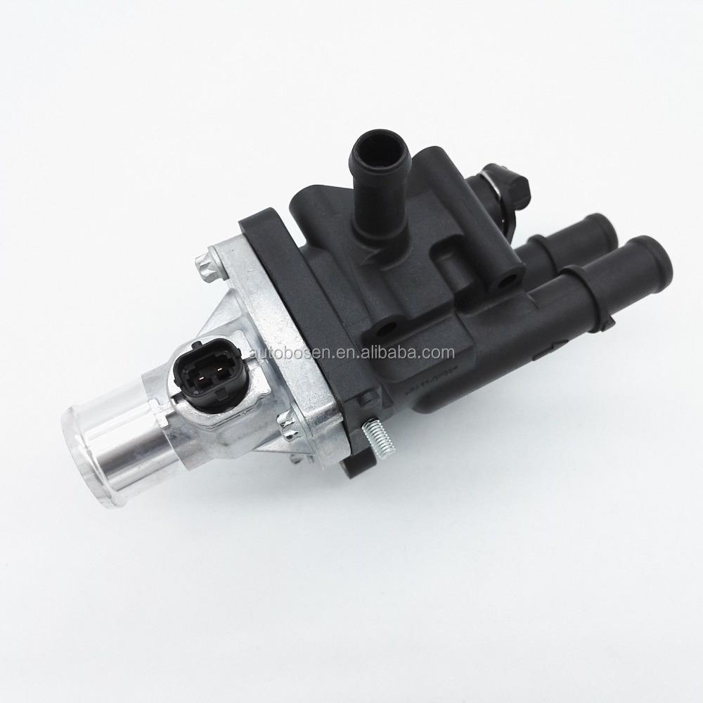 25189437 Thermostat Coolant Housing Assembly For 2009 Pontiac Engine Advantage