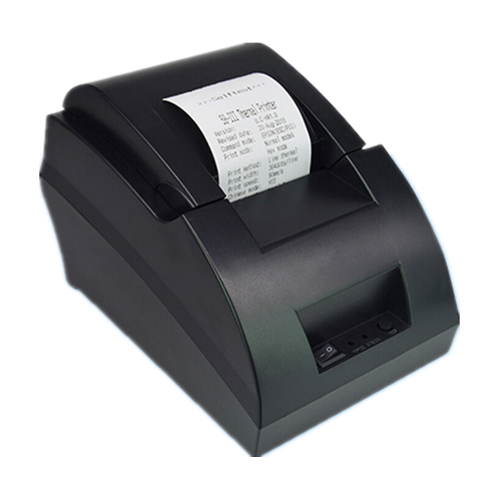 Contracted Style 58mm Thermal Receipt Printer for All POS System YHD-POS5890