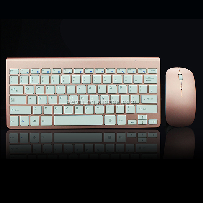 2.4G Wireless keyboard and mouse combo computer accessories