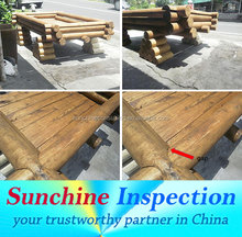 Wooden Products Quality Control & Inspection in Indonesia/Garden Planter Quality Inspection in Indonesia/Third Party Inspection