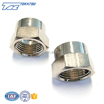 Chinese products wholesale stainless steel barrel slotted nut for furniture