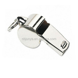 NingBo JunYe fashionable customize stainless steel whistle