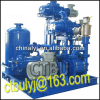 three stage vacuum drying device, ultra stage vacuum pumping set, double stage vacuum pumping unit