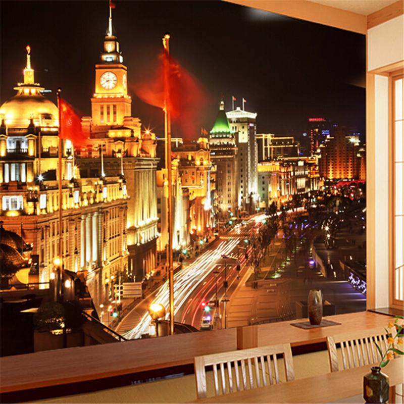 China Shanghai Scenery Wall Stickers Oriental Pearl Tv: Achetez En Gros Shanghai Literie En Ligne à Des Grossistes