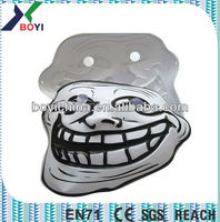 Adult Cool Halloween festival meeting PVC festival mask