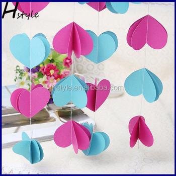 heart shape wedding banner valentines day birthday wedding garland, Ideas