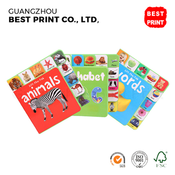 wholesale children books thick cardboard coloring book children publishers in china - Coloring Book Publishers