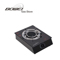 Infrared free-standing single burner electric gas stove