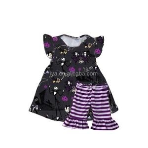 sets baby clothes Stripe shorts black short sleeve 2018 summer hot sales