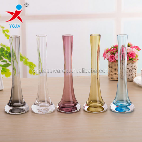 Color Glass Vasehoteleuropean Vase Table Crafts Are Special Vase
