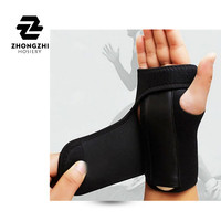 Wrist Band And Support Wrap Elastic & Breathable Fabric Adjustable Compression Strap Neoprene Wrist Support