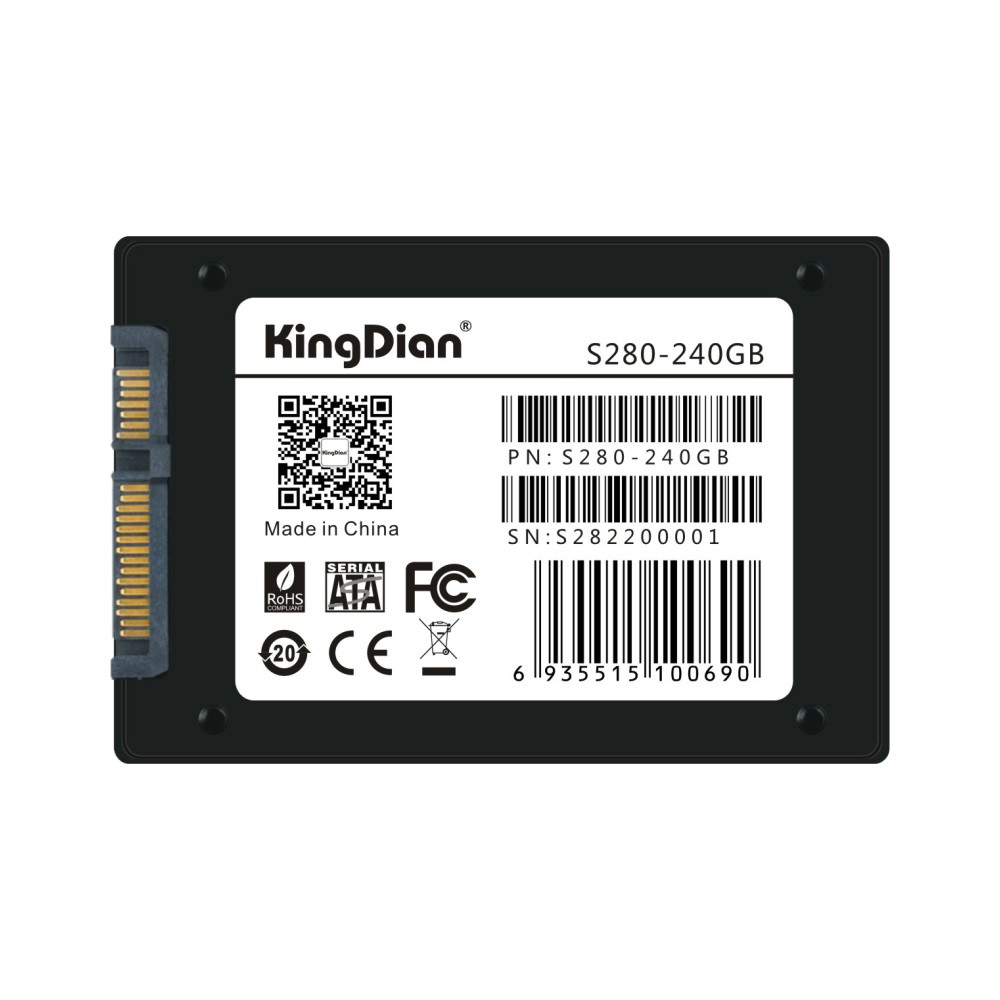 KingDIan Hot Item S280 240 GB SSD