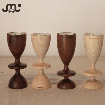 Classical polished unfinished wooden candlestick high quality wooden candlestick holder buy - Unfinished wood candlestick holders ...