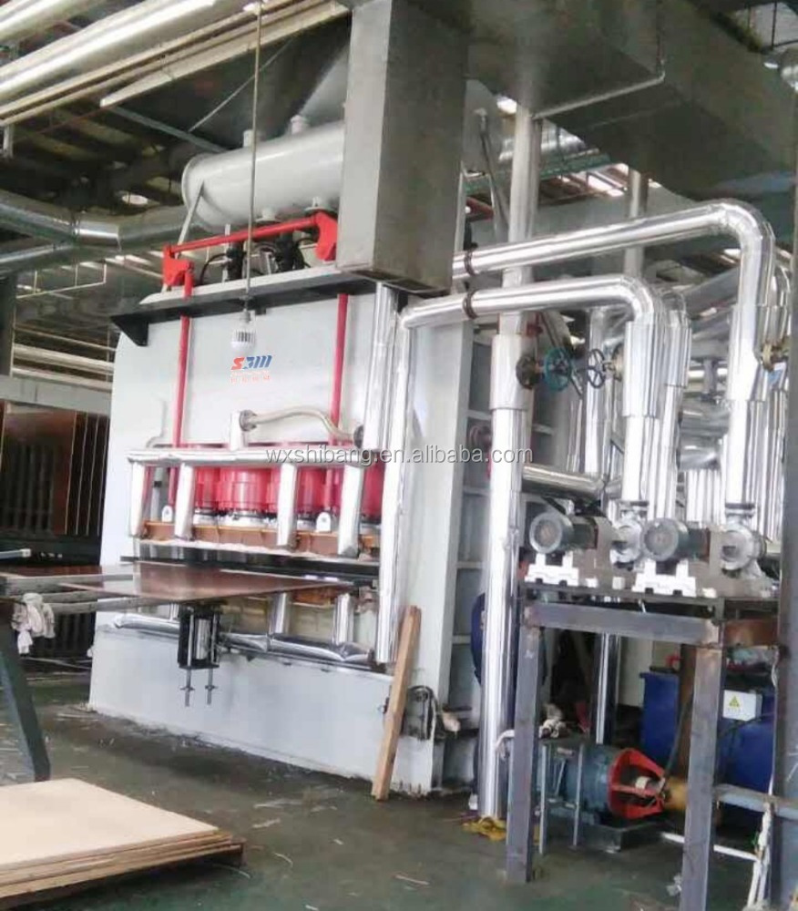 press wood pallet production line with CE certification