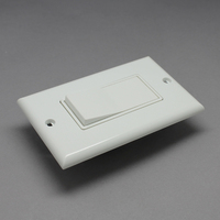 15 Amp 120Volt UL&CUL Certificate decorative switch plate covers