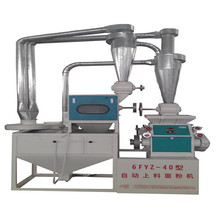 6FYZ-40 wheat/corn flour mill machine