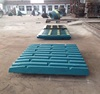 High Manganese Steel Casting Jaw Plate for Jaw Stone Crusher