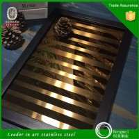 Astm Standard Stainless Steel 201 304 316 Etched Brass Sheet