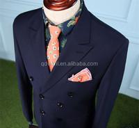 High quality MTM fashionable urban suits men buisness dress suit