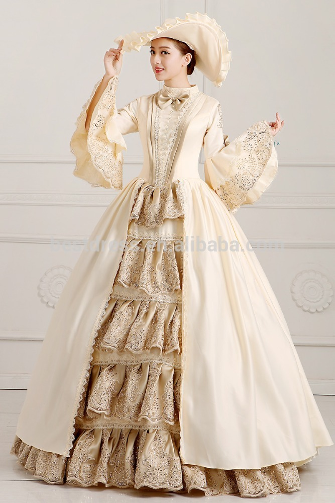 walson clothes apparel Newest Gothic Victorian medieval cosplay costumes