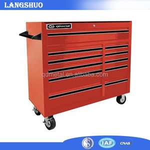 Customized Metal Professional Tool Chest Cabinet/Mechanic Tool Box Set/Car Repair Tool Trolley