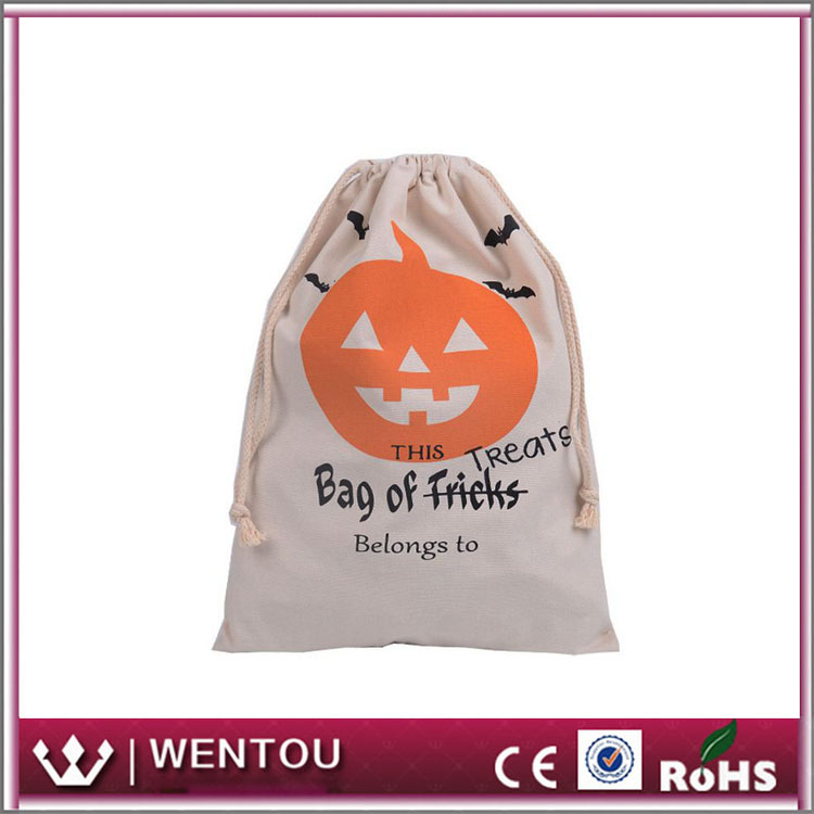 Wholesale Halloween Trick Or Treat Bag