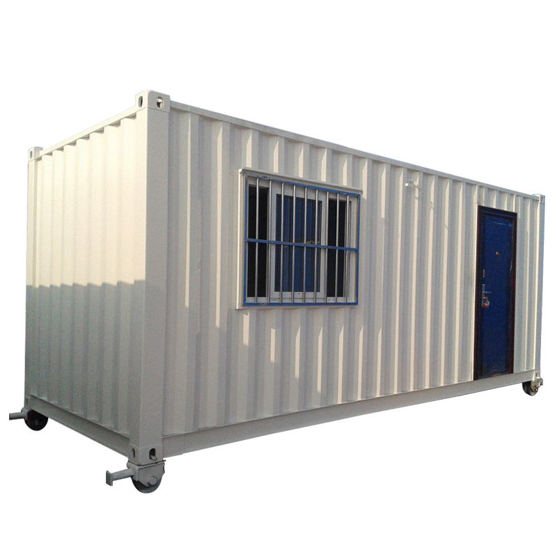 Easy Assembling 40 Ft Container House With Kitchen And